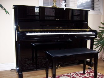 Professional piano movers in leicester safe and quick for Yamaha upright piano cover